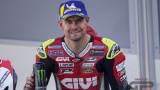 "MotoGP: Crutchlow: ""Non sono un eroe né un robot, piaccio perché sono diverso"""