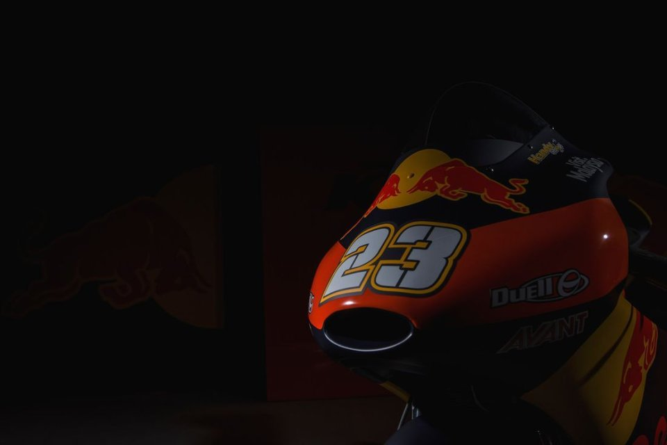 MotoGP, TUTTE LE FOTO. Le armi di KTM dalla Moto3 alla MotoGP   GPone.com