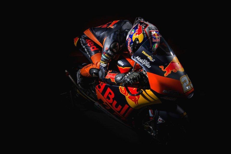 MotoGP, ALL PHOTOS. KTM's weapons from Moto3 to MotoGP | GPone.com
