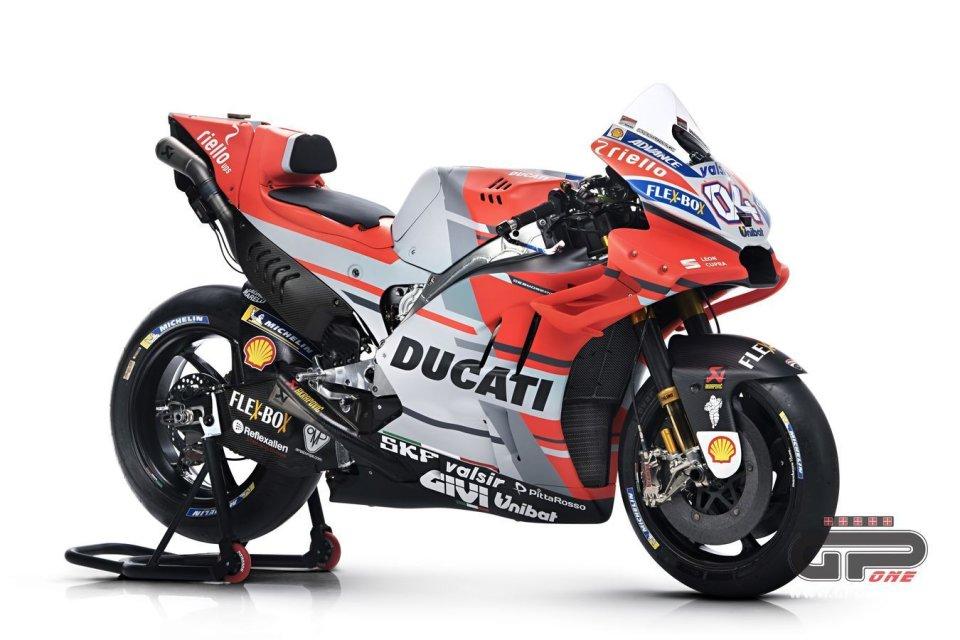 MotoGP, MEGAGALLERY Ducati Desmosedici GP18 | GPone.com
