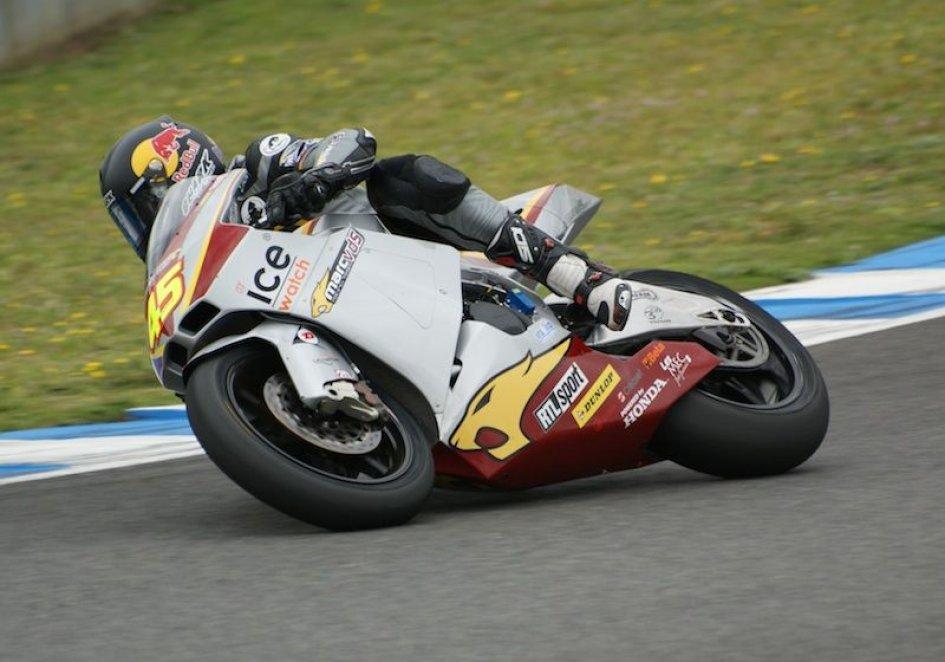 Moto2, FP2: ancora Redding. Iannone 2°