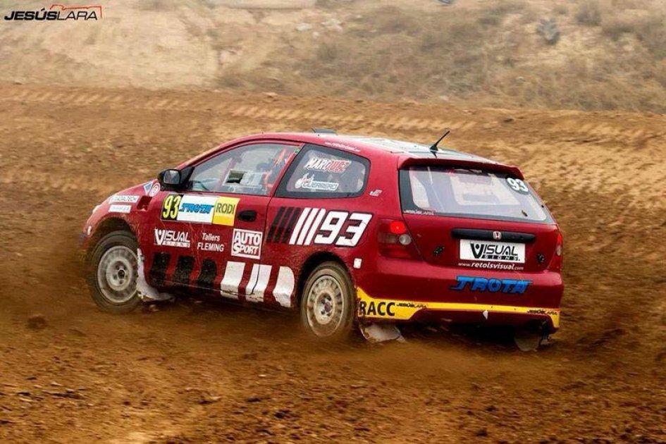 Marquez 8° in auto alla 4 Ore di Lleida