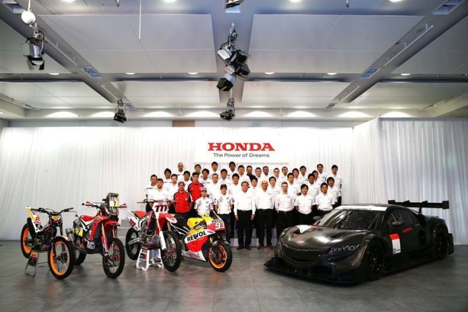 Honda, non solo MotoGP. Rotta sui Rally