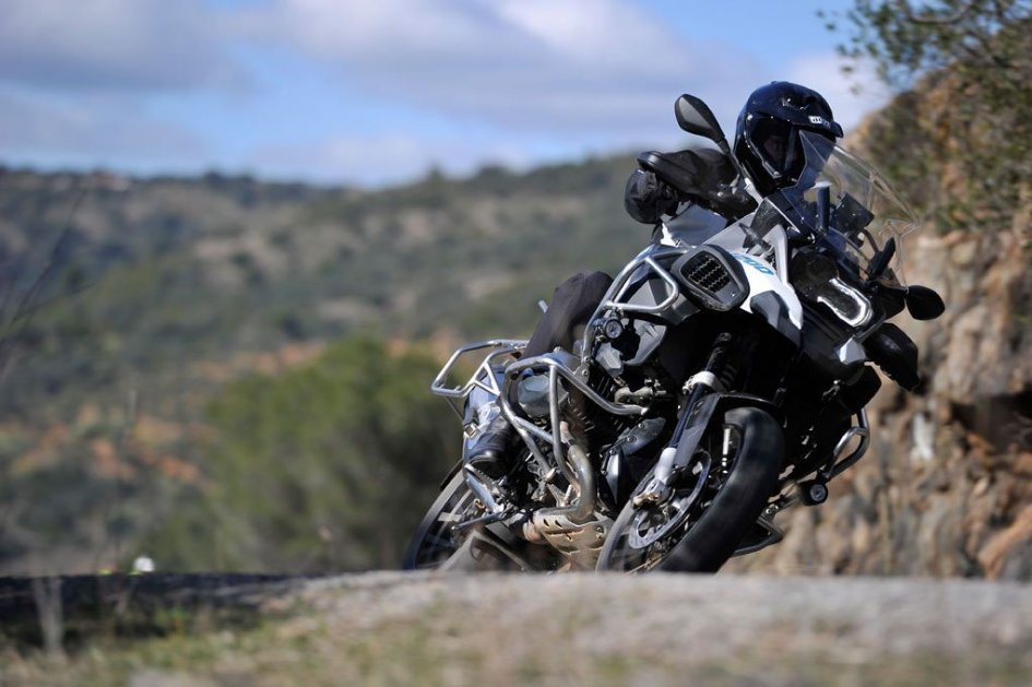 Test BMW R 1200 GS - Big mama danza