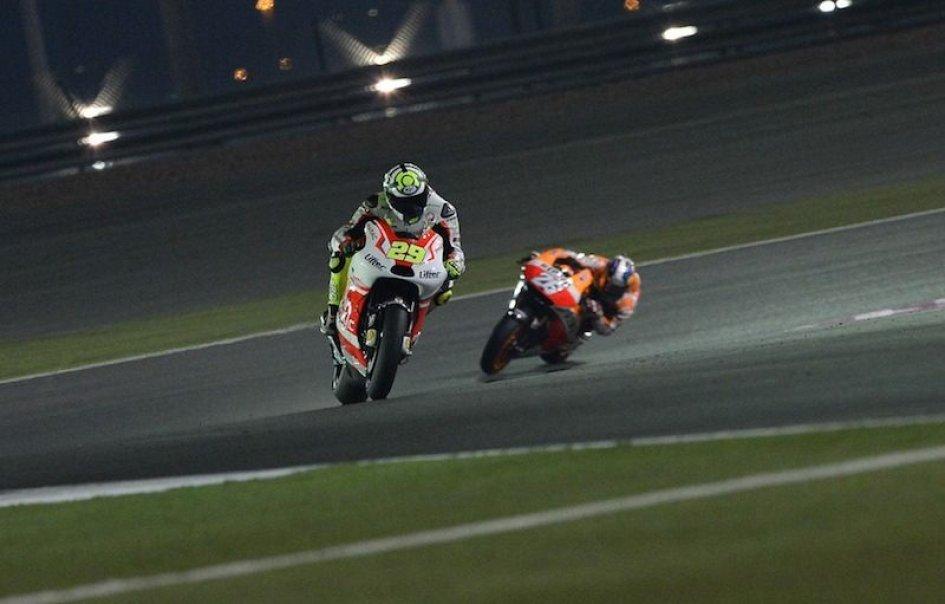 FP3: Iannone secondo, Rossi in Q2 in extremis