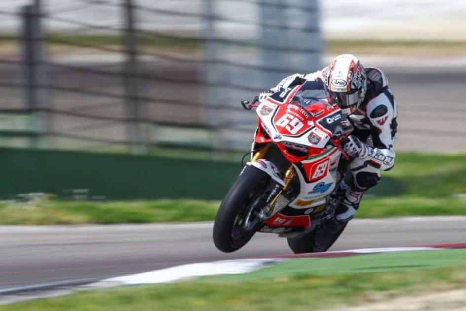 STK 1000 - Jezek in un trio di Ducati
