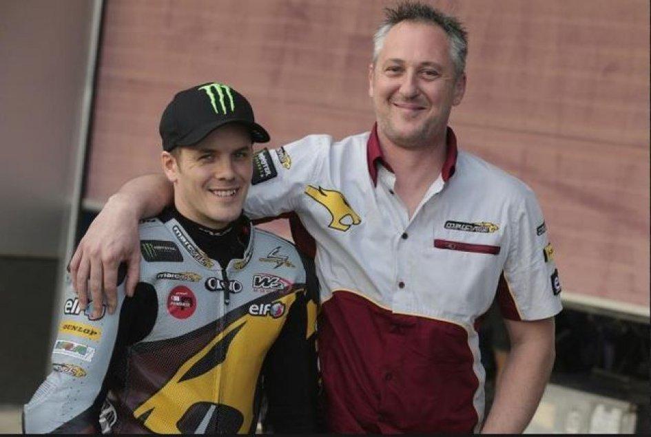Marc VDS cerca spazio in MotoGP