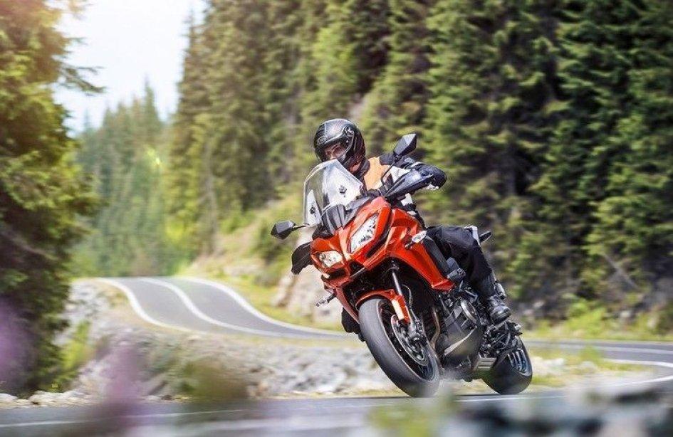 Kawasaki Versys 1000 my15: nuove rotte