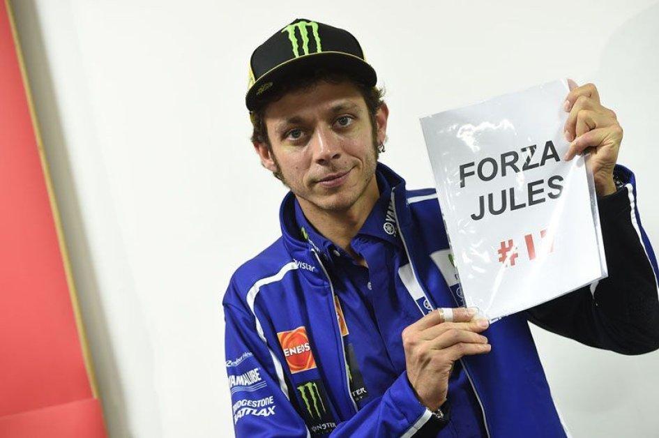 Rossi: Bianchi, la gara andava fermata