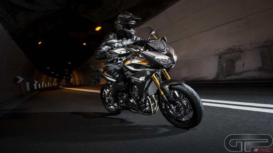 Yamaha MT-09 Tracer: nuovo modo per viaggiare