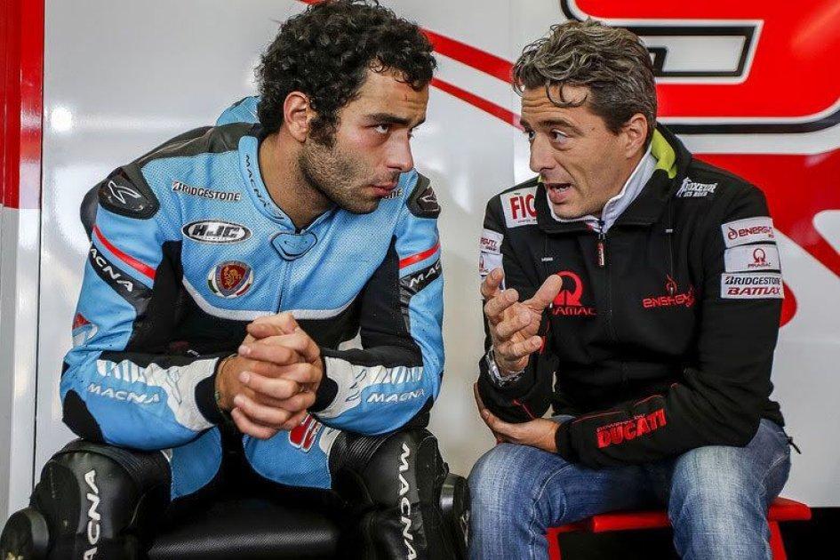 Petrucci va in Nascar al Motor Show