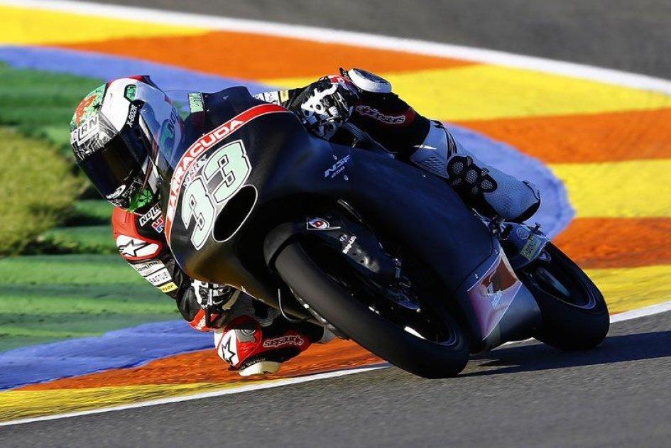 Bastianini a Valencia: debutto con Honda
