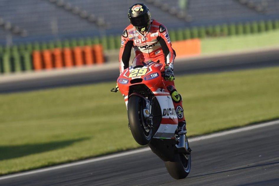 Iannone: per Ducati ho usato coraggio e follia