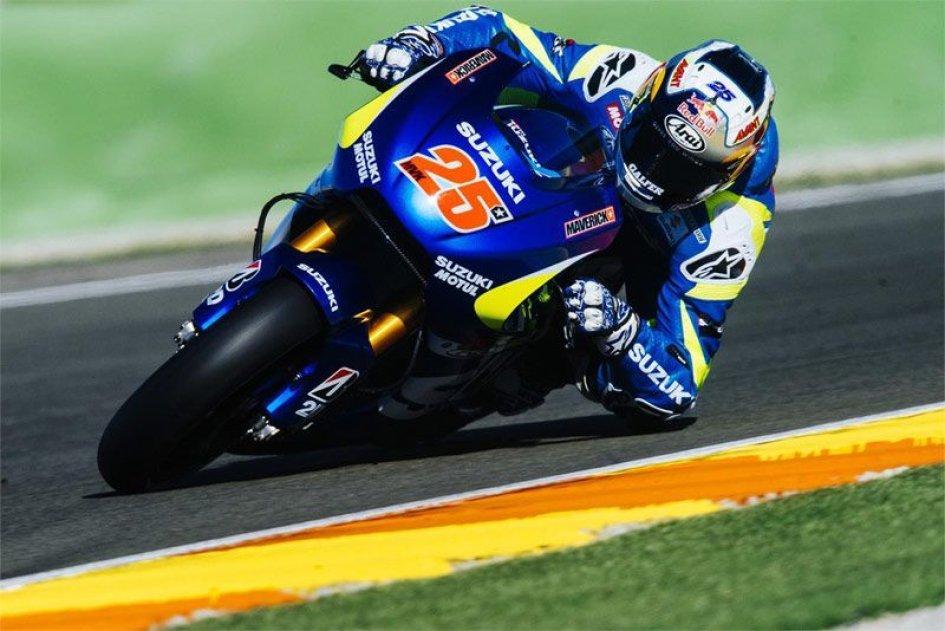 Suzuki: lotta per il podio già nel 2015
