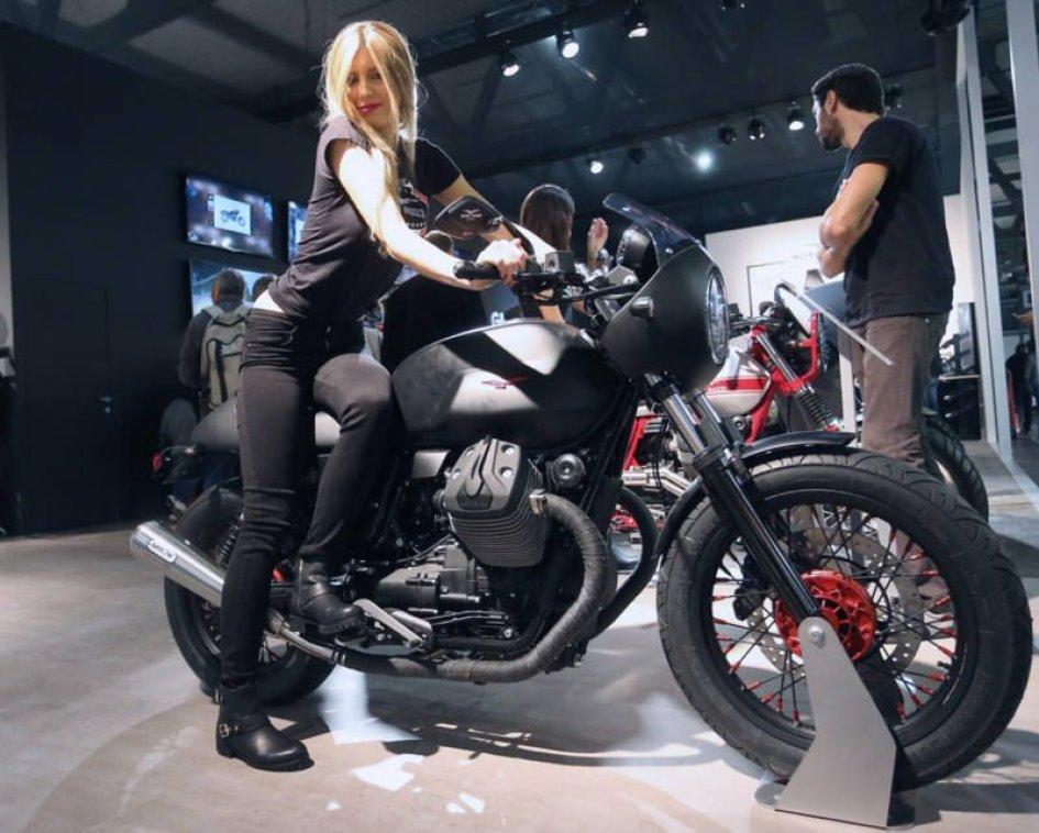 Moto Guzzi al MotorBike Expo: tra novità e special