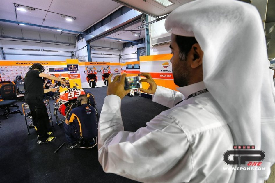Test Losail day2: la Megagallery2
