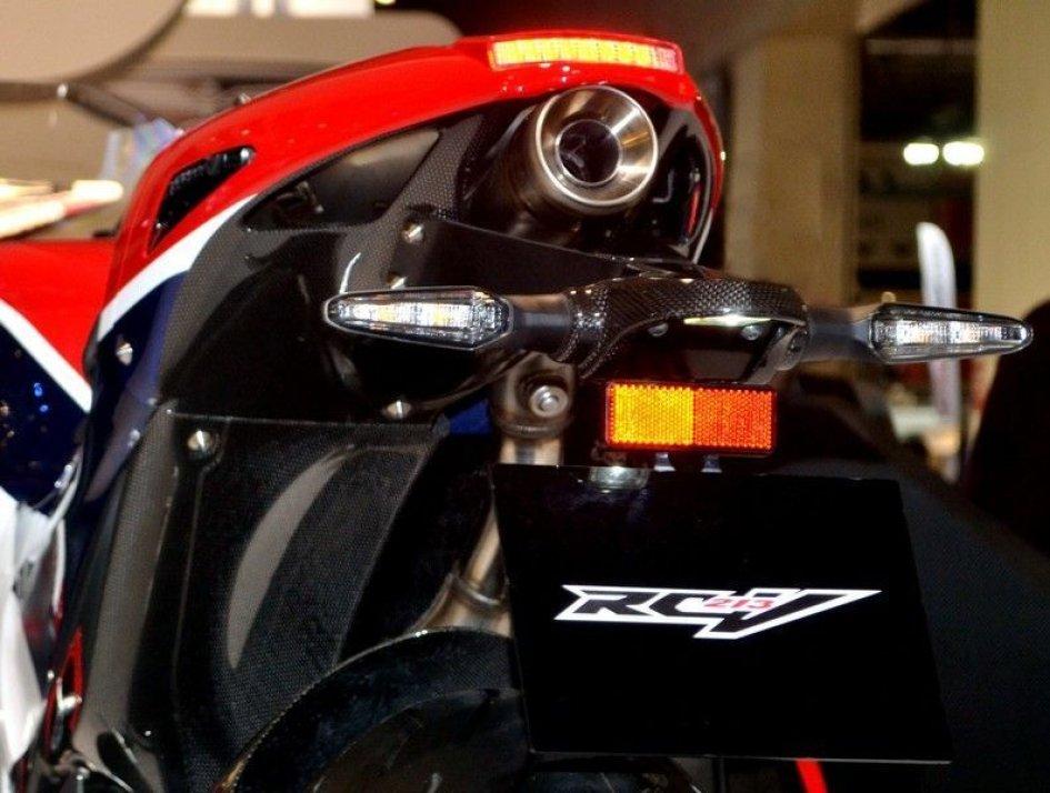 Honda RC213V-S: un brevetto sul codone