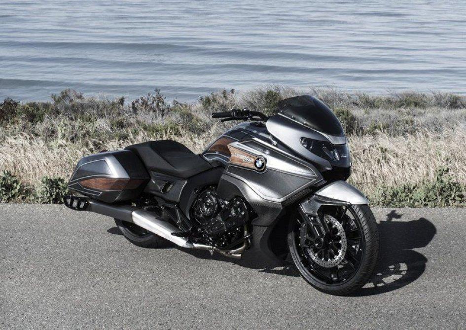 Villa d'Este svela la BMW Concept 101
