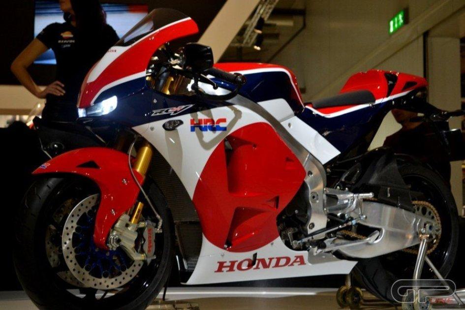 Honda RC213V-S: il sogno diventa realtà