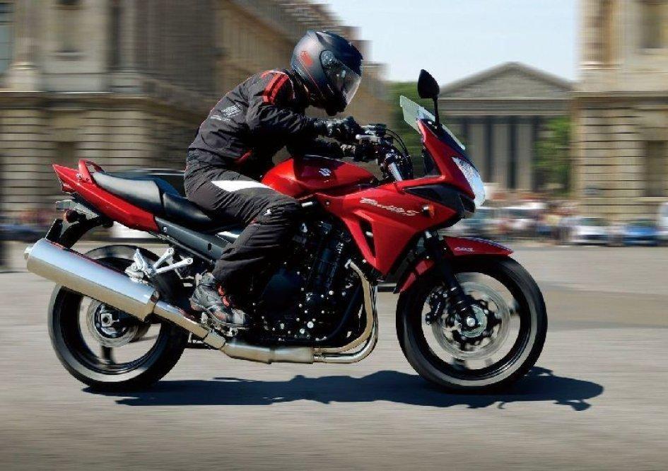 Suzuki, Bandit 1250S ABS: muscoli e sostanza