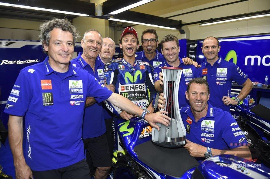 Valentino Rossi, l'Highlander della MotoGP