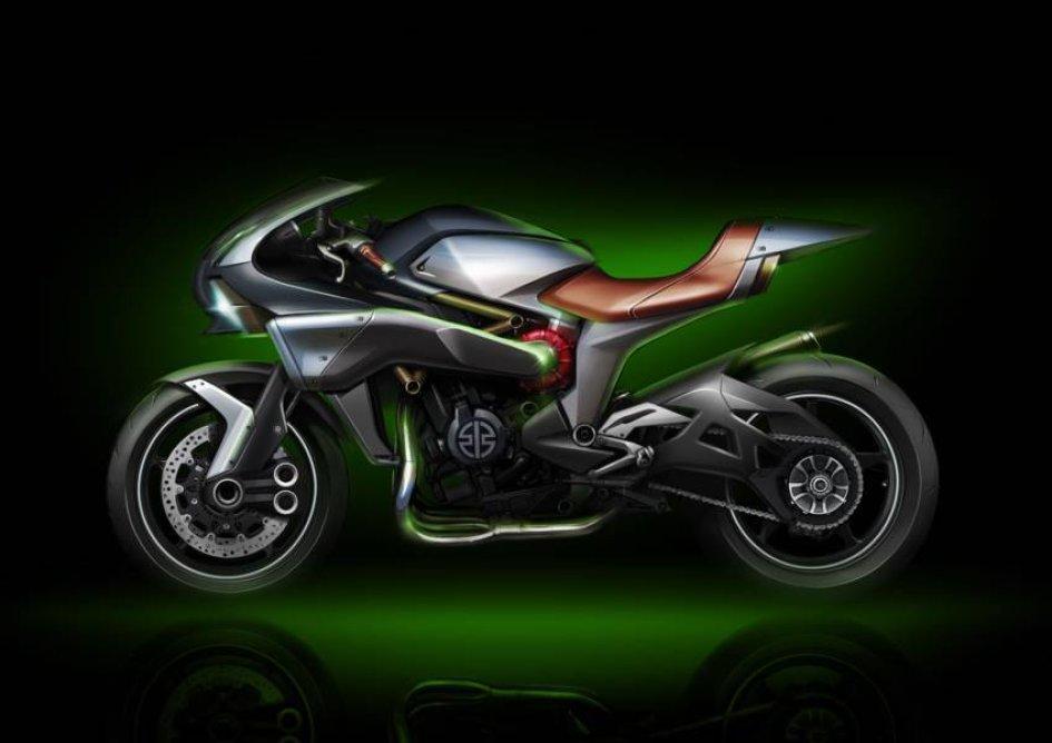 Kawasaki svela il suo futuro al Tokyo MotorShow
