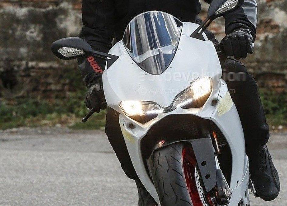 Ducati, Panigale 959: pronta alla ribalta