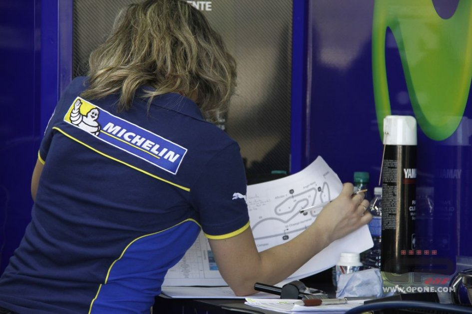 Valencia test Michelin box