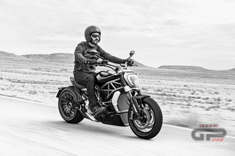 Ducati XDiavel: Cruiser all'italiana