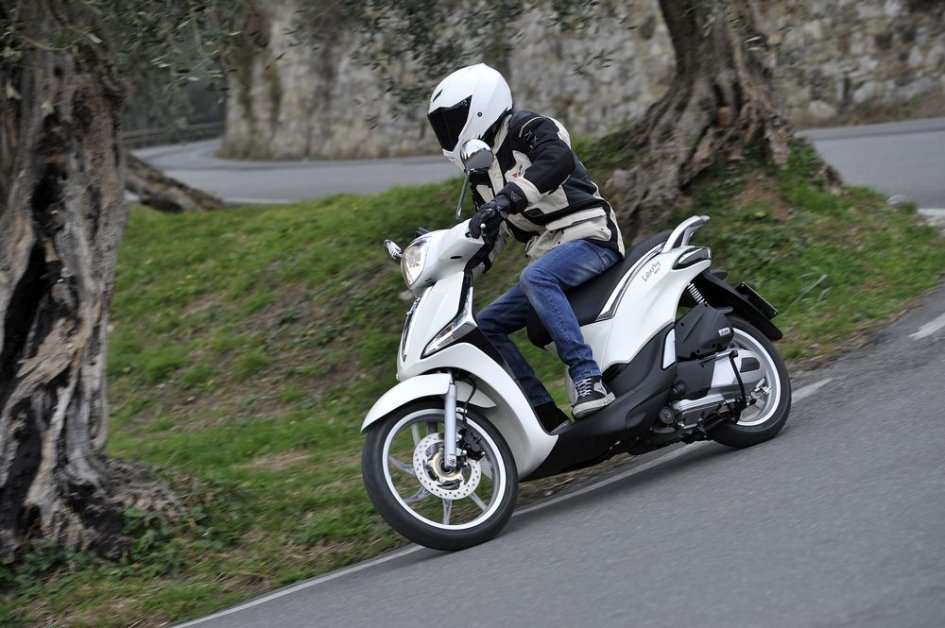 Piaggio Liberty: (ri)evoluzione scooter