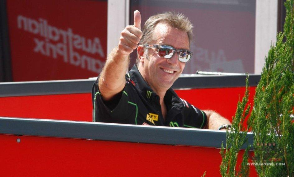 Poncharal: sensori di pressione in MotoGP