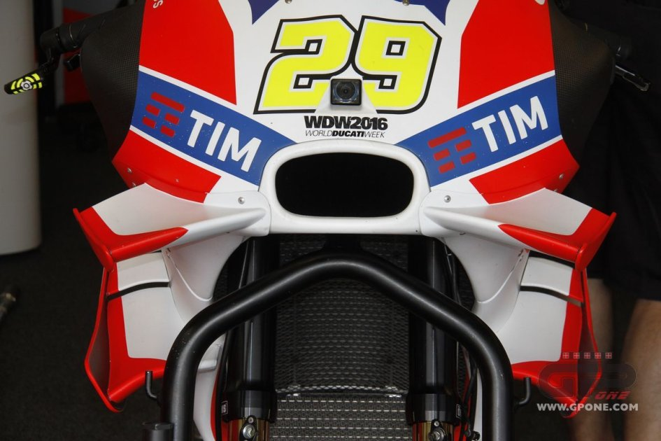 Dall'Igna: wings? don't ban them out of 'envy'