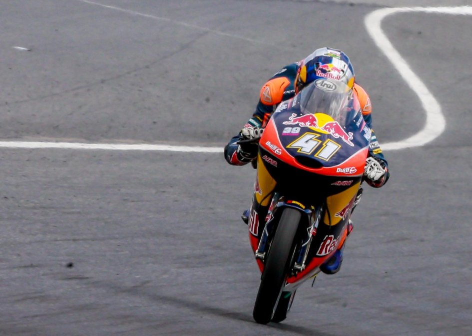 Red Bull Ring: Binder parte all'attacco