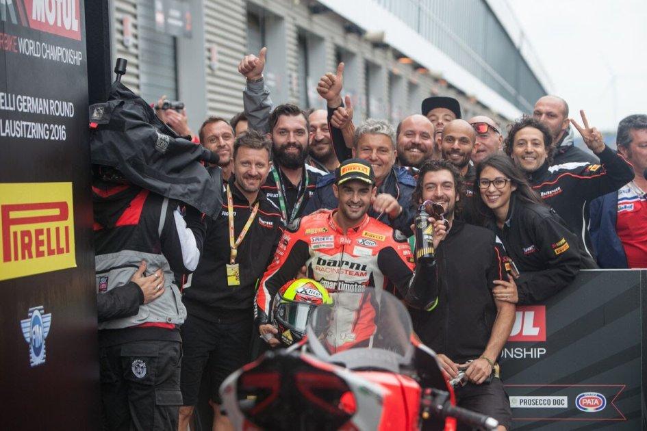 """Lausitzring, festa per Forés: """"podio doppiamente meritato"""""""