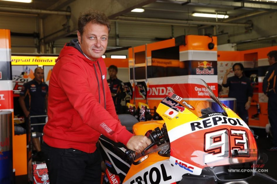 Alzamora: Marquez has been able to change, as only the best can