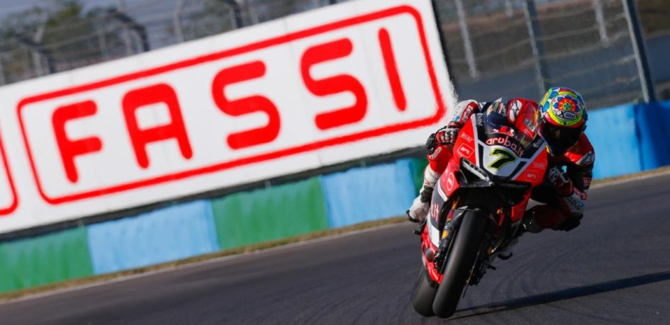 Seven times the charm for Davies at Magny-Cours