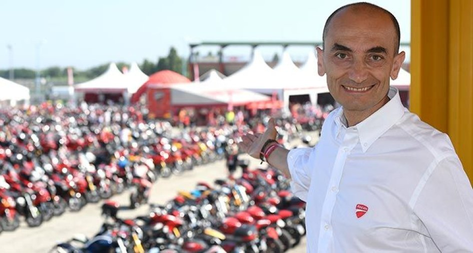 """""""Lorenzo ready for the title? Ambitious, but we don't set limits"""""""