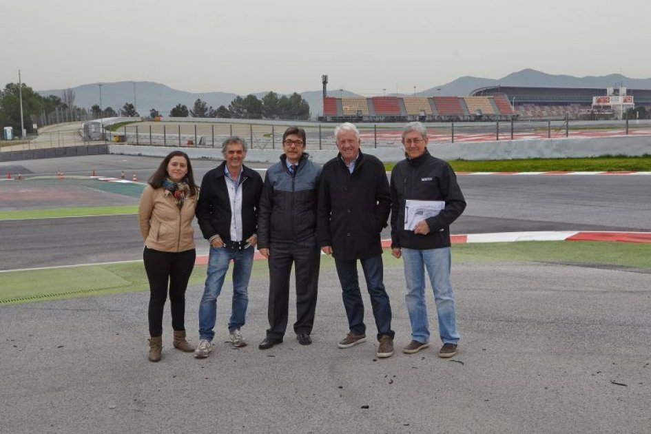 MotoGP: Whiting and Uncini approve the new-look Barcelona