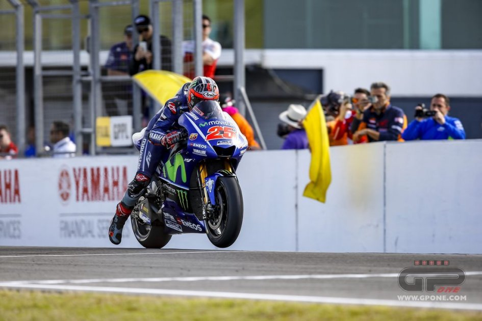 MotoGP: Phillip Island: Vinales continues to shine, trouble for Rossi