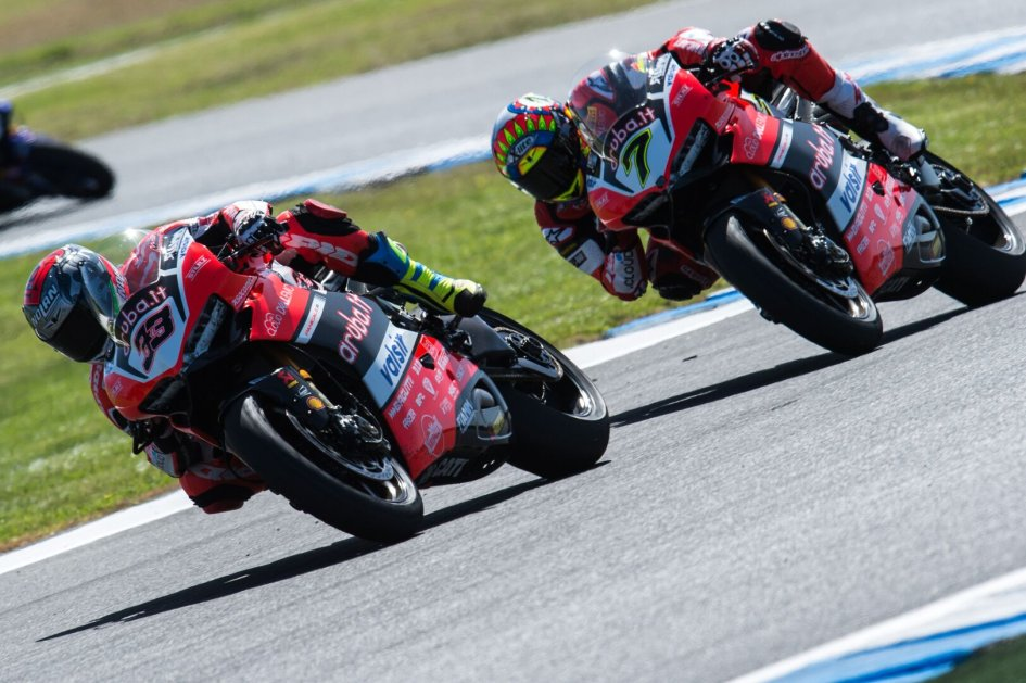 SBK: Davies: The Panigale is more powerful, Chang will not be a problem