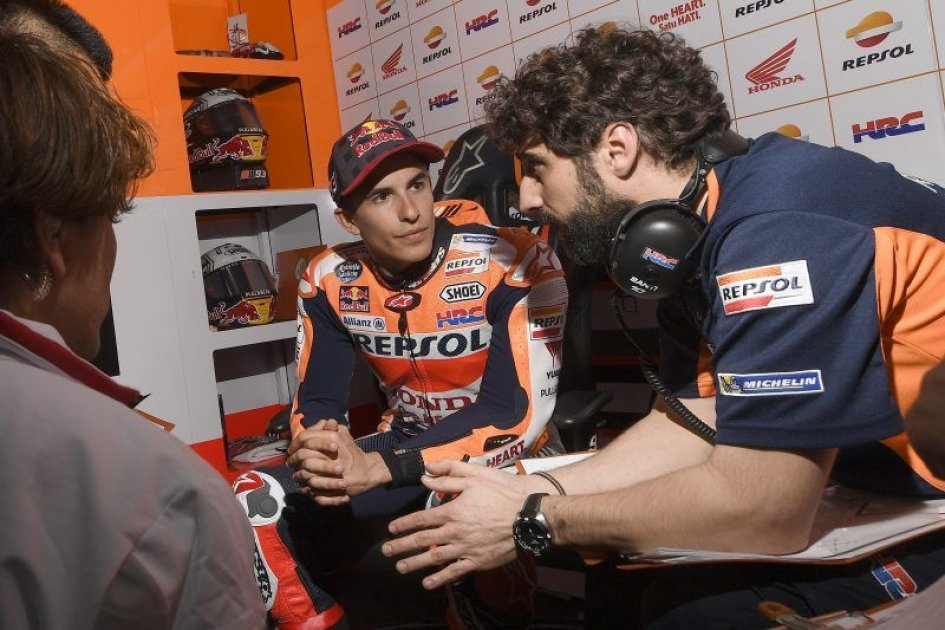 MotoGP: Marquez: in Argentina tyre life is an issue