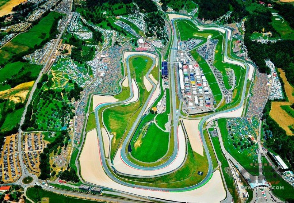 MotoGP: 25.000 posti in tribuna al Mugello per il GP d'Italia