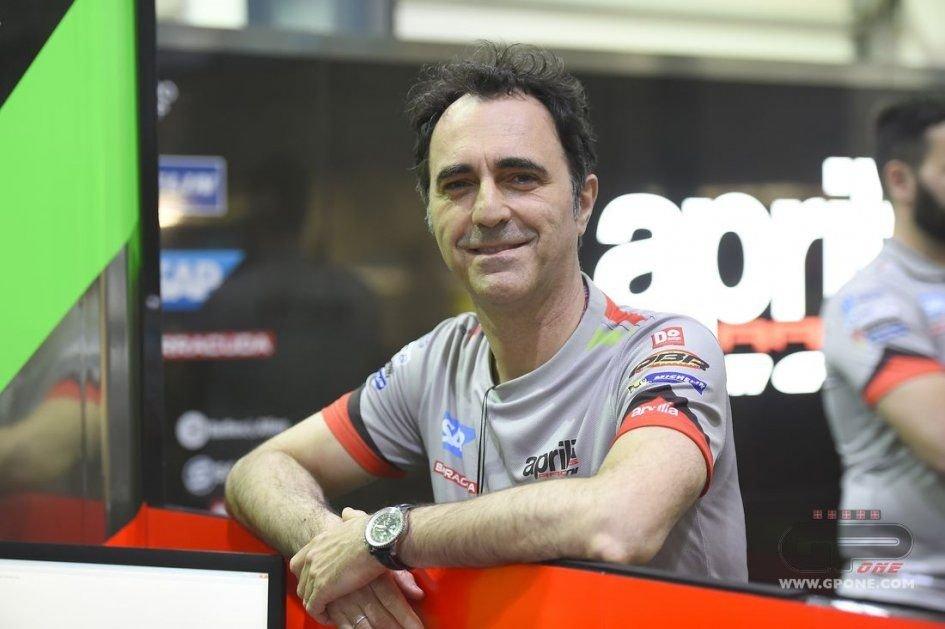 SBK: Albesiano: Aprilia in Jerez with a more competitive setup