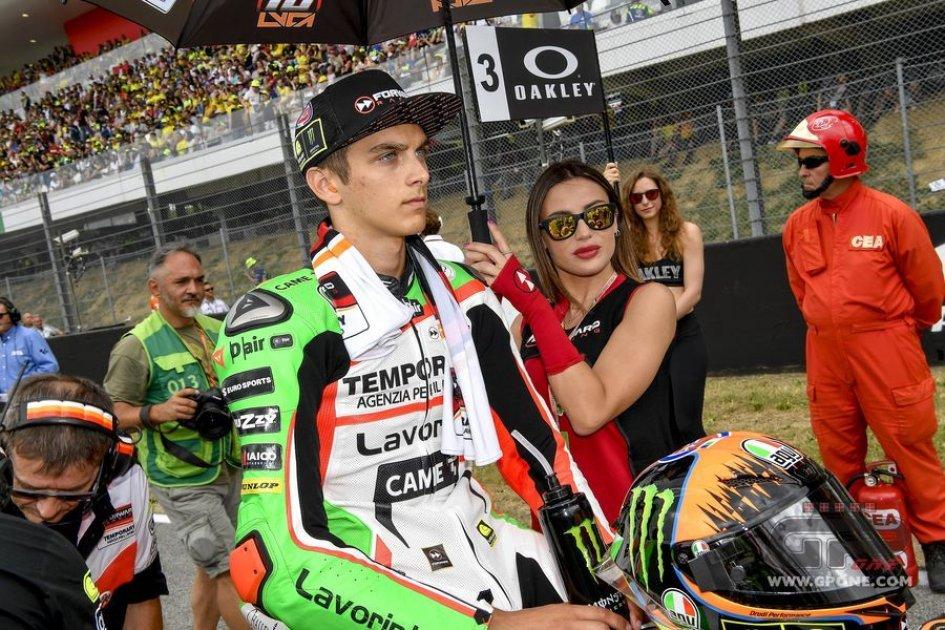 Moto2: Barcelona GP at risk for Marini