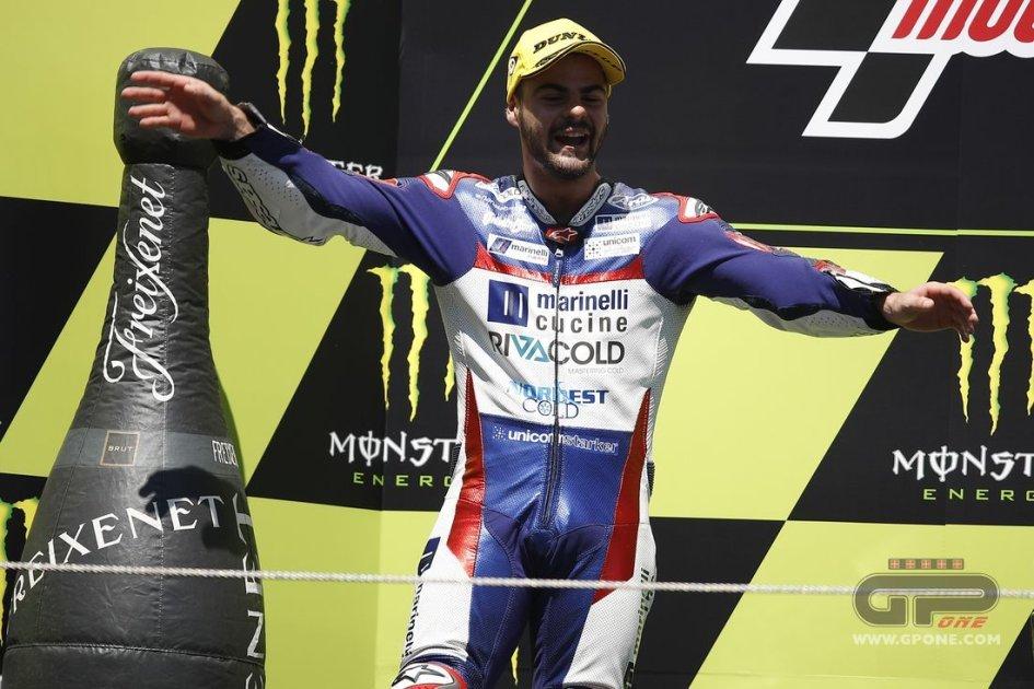 Moto3: Fenati: la sintonia con la squadra fa la differenza