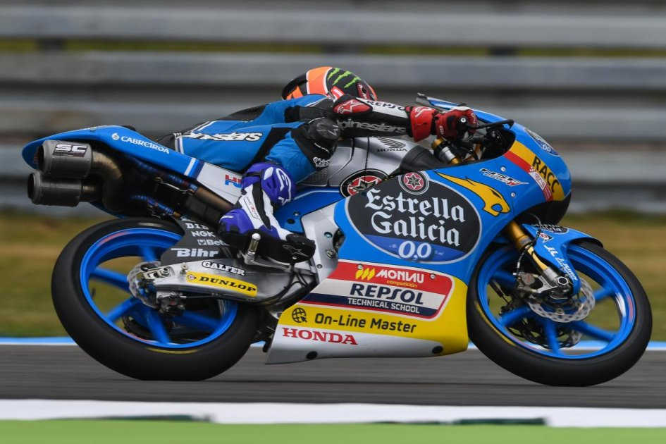 Moto3: Canet snatches the win from Fenati at the finish in Assen
