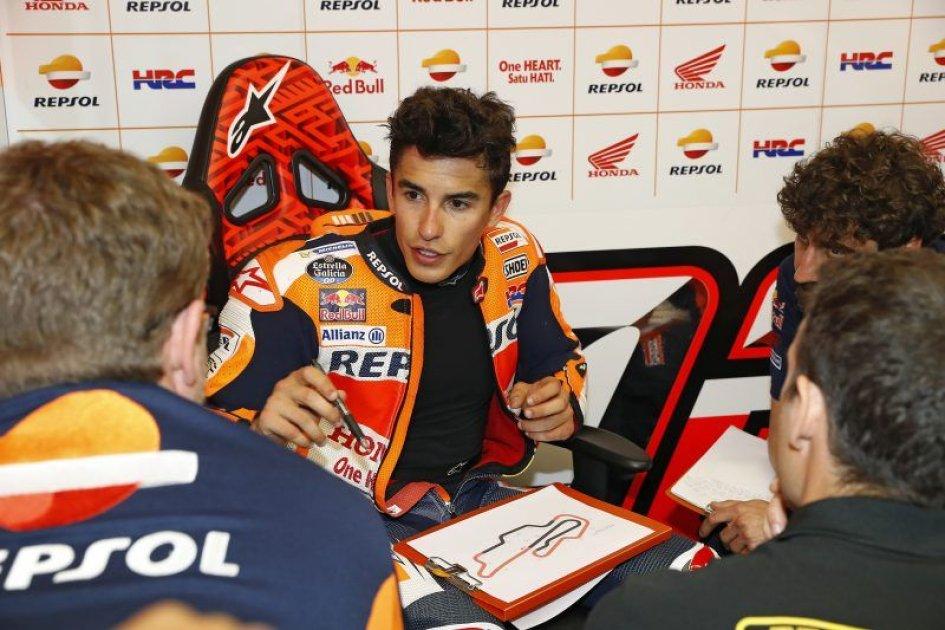 """MotoGP Marquez lancia Pedrosa """"Al Mugello è Dani il favorito"""""""