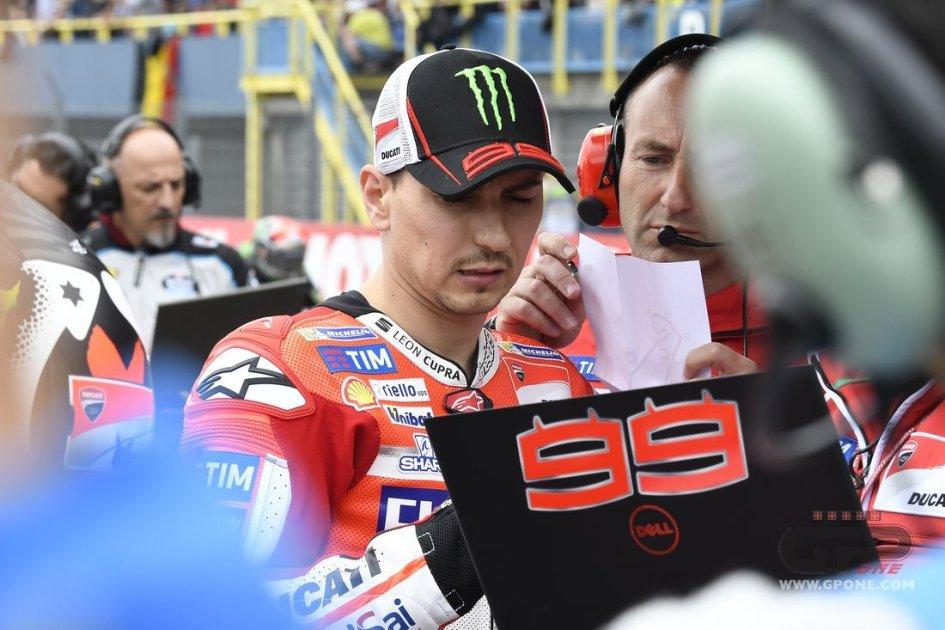 MotoGP: Lorenzo: non dobbiamo essere catastrofici