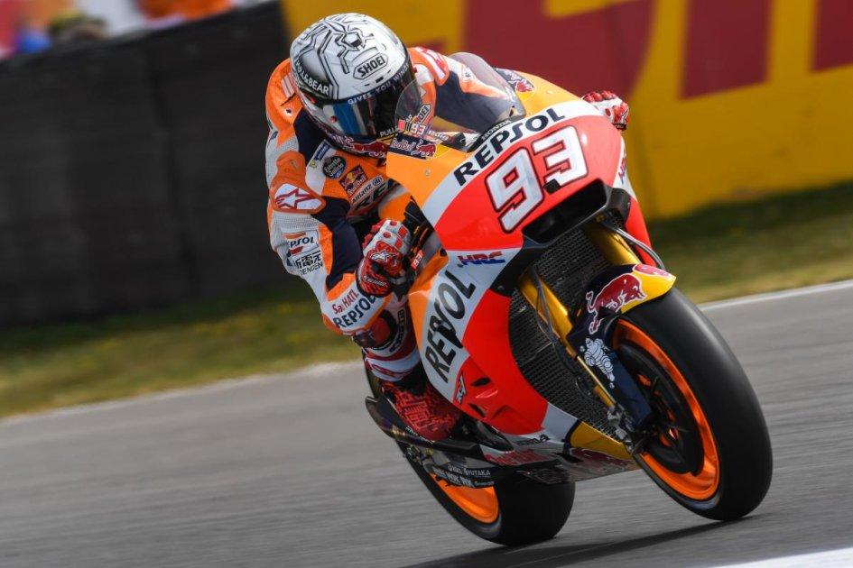 Gp d'Olanda: Zarco parte in pole Rossi quarto, Dovizioso solo nono