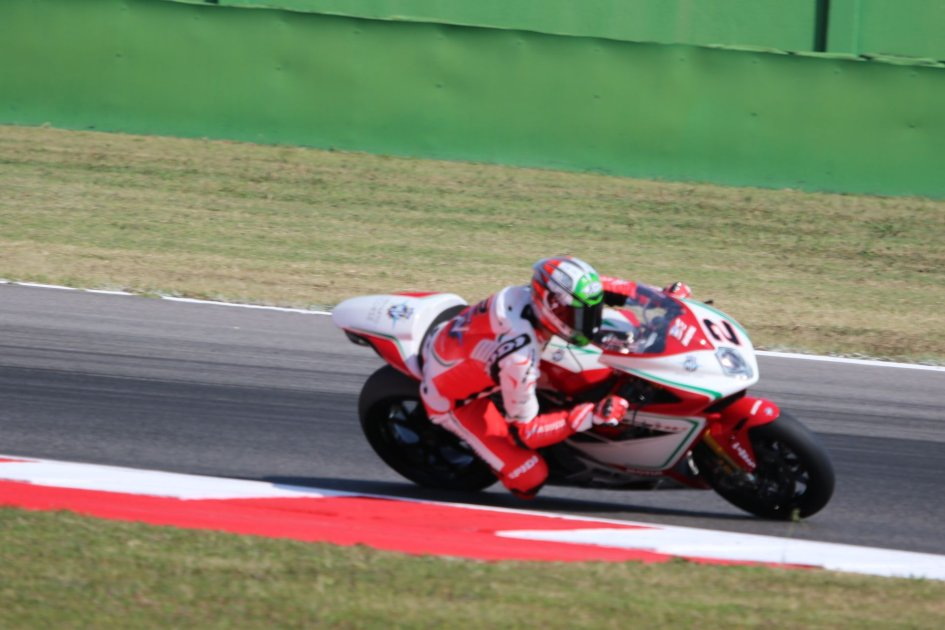 SBK: Camier: really difficult to ride this MV